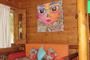 Cabaña Odila, Chalet  Villa Ventana - big - 22