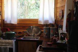 Cabaña Odila, Chalet  Villa Ventana - big - 31