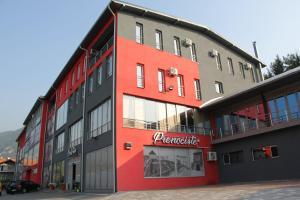 Hostel PROM-AR, Pensionen  Travnik - big - 35