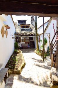 Casa no Centro Histórico de Paraty, Alloggi in famiglia  Parati - big - 4