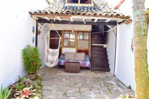 Casa no Centro Histórico de Paraty, Alloggi in famiglia  Parati - big - 8