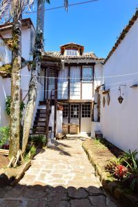 Casa no Centro Histórico de Paraty, Alloggi in famiglia  Parati - big - 6