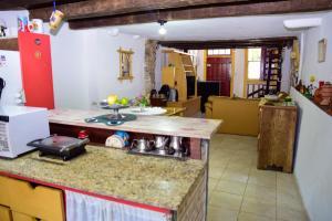 Casa no Centro Histórico de Paraty, Alloggi in famiglia  Parati - big - 26