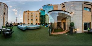 Grand Park Hotel, Hotel  Gedda - big - 64