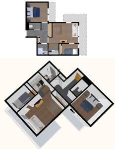 APPARTEMENT 2 PIECES + CABINE.ROND POINT DES PISTE 3 - Apartment - Val d'Isère