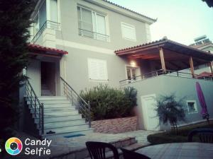 Villa Kallojeri Ksamil - Qeserati