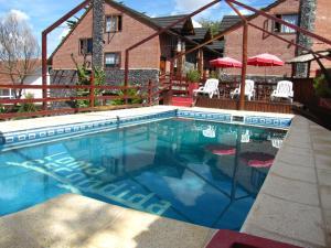 Loma Escondida Apart Cabañas & Spa, Lodges  Villa Gesell - big - 32