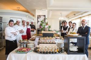Hotel Brasil, Szállodák  Milano Marittima - big - 21
