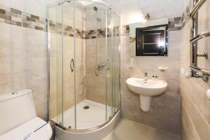 Villa Alessia, Hotels  Skhidnitsa - big - 17