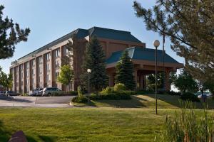 Hampton Inn Colorado Springs Central Air Force Academy, Hotely  Colorado Springs - big - 19