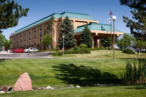 Hampton Inn Colorado Springs Central Air Force Academy, Hotely  Colorado Springs - big - 23