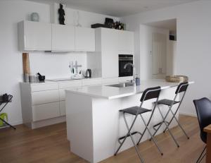 obrázek - Modern Apartment in Z-house (Aarhus Ø, centre)