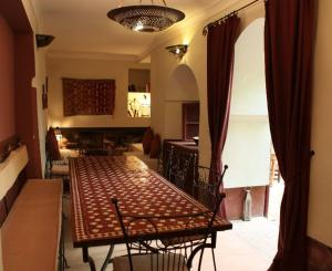 Dar El Calame, Riad  Marrakech - big - 61