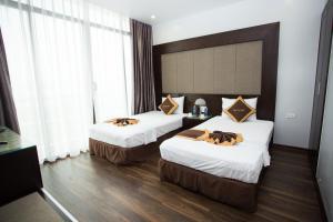 Moc Tra Hotel Tuan Chau Hạ Long, Отели  Халонг - big - 38