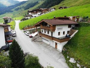 Apartment Wandspitz