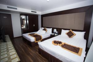 Moc Tra Hotel Tuan Chau Hạ Long, Отели  Халонг - big - 50