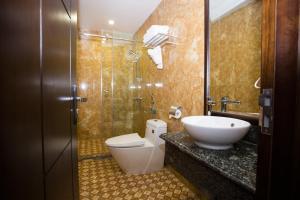 Moc Tra Hotel Tuan Chau Hạ Long, Отели  Халонг - big - 47