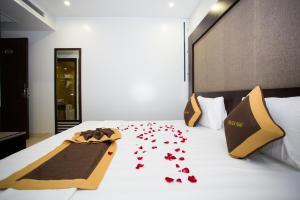 Moc Tra Hotel Tuan Chau Hạ Long, Отели  Халонг - big - 52