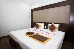 Moc Tra Hotel Tuan Chau Hạ Long, Отели  Халонг - big - 49