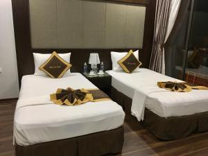 Moc Tra Hotel Tuan Chau Hạ Long, Отели  Халонг - big - 48