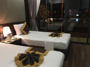 Moc Tra Hotel Tuan Chau Hạ Long, Отели  Халонг - big - 44