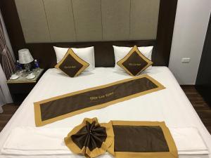 Moc Tra Hotel Tuan Chau Hạ Long, Отели  Халонг - big - 41