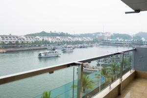 Moc Tra Hotel Tuan Chau Hạ Long, Отели  Халонг - big - 67
