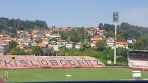 apartman stadion, Appartamenti  Tuzla - big - 22