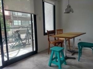 Apartamento cómodo y tranquilo con WiFi en Boedo
