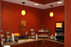 Hampton Inn Waterville, Hotels  Waterville - big - 21