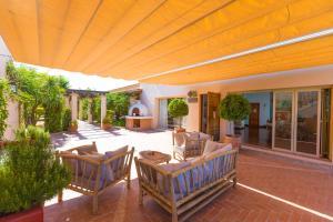 Can Arabí, Venkovské domy  Ibiza (město) - big - 37