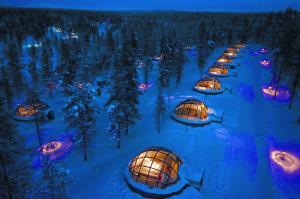 Kakslauttanen Arctic Resort (9 of 82)
