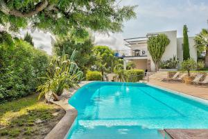 IMMOGROOM- VILLA- swimming-pool-Garden- 6 persons - Cannes