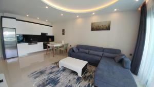 Konak Seaside Resort, Apartmanok  Alanya - big - 7