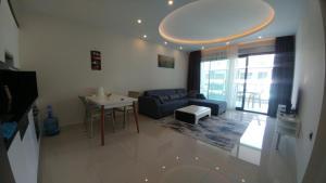 Konak Seaside Resort, Apartmanok  Alanya - big - 8
