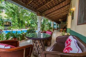 Casa Quetzal Boutique Hotel, Hotels  Valladolid - big - 33