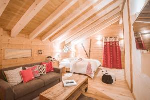 Lifestyle Rooms & Suites by Beau-Séjour - Hotel - Champéry