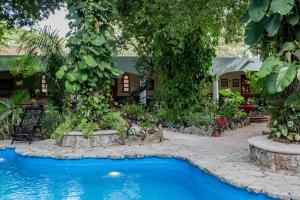 Casa Quetzal Boutique Hotel, Hotels  Valladolid - big - 58