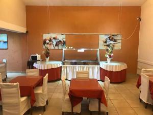 Hotel Santander, Hotely  Villa Carlos Paz - big - 63