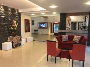 Hotel Santander, Hotely  Villa Carlos Paz - big - 61