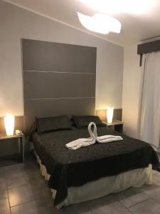 Hotel Santander, Hotely  Villa Carlos Paz - big - 48