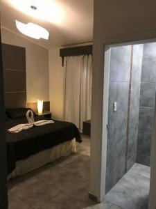 Hotel Santander, Hotely  Villa Carlos Paz - big - 42
