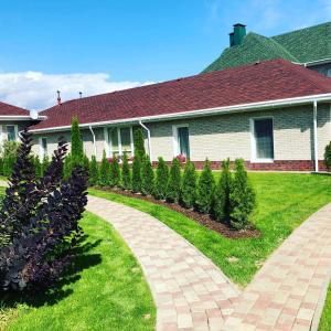 Toft Guest House, Penziony  Borovlyany - big - 28