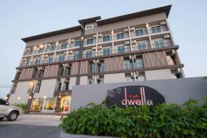 Dwella Suvarnabhumi, Hotel  Lat Krabang - big - 69