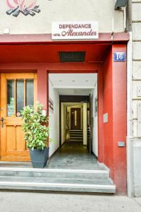 Alexander Guesthouse Zurich Old Town, Penziony  Curych - big - 36