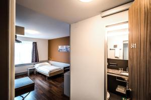 Alexander Guesthouse Zurich Old Town, Penziony  Curych - big - 3