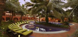 Lemon Tree Amarante Beach Resort, Goa, Курортные отели  Кандолим - big - 8