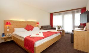 Central Swiss Quality Sporthotel - Hotel - Davos