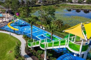 Disney Bunk Room--Windsor Hills, Appartamenti  Orlando - big - 10