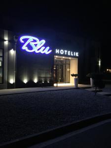 Blu hotelik
